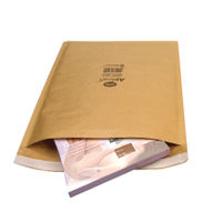 Jiffy Airkraft Gold Size 1 Mailers, Pack of 100 - JL-GO-1