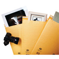 Jiffy Airkraft Gold Size 2 Mailers, Pack of 100 - JL-GO-2