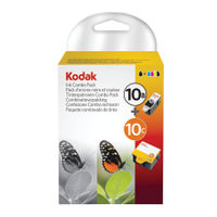 Kodak 10B & 10C Ink Cartridge Combo Pack <TAG>BESTBUY</TAG>