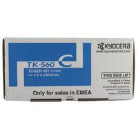 View more details about Kyocera TK-560C Cyan Toner Cartridge 1T02HNCEU0