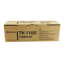 Kyocera TK110E Black Toner Cartridge - TK-110E