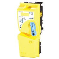 Kyocera KM-C2520 Yellow Toner Cartridge - TK-825Y