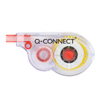 Q-Connect Standard Correction Roller, Pack of 12 - KF01593Q