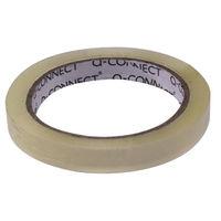Q-Connect Easy Tear 12mm x 66m Polypropylene Tape - KF27015X