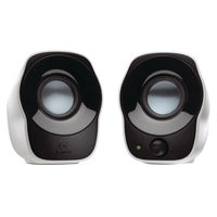 Logitech Z120 Stereo Speakers, Pack of 2 - 980-000513