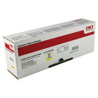 Oki Yellow Toner Cartridge - 43324421