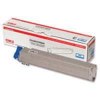 View more details about Oki C9600/C9800 Cyan Toner Cartridge (15,000 Page Capacity)