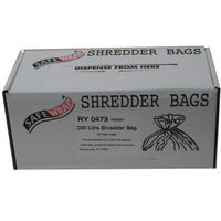 Safewrap Shredder Bag 200L <TAG>BESTBUY</TAG>