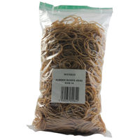 Size 14 Rubber Bands, Pack of 454g - 2429549