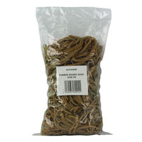 Size 34 Rubber Bands, Pack of 454g - 3105063