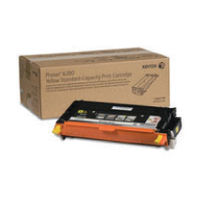 View more details about Xerox Phaser 6280 Yellow Toner Cartridge 106R01390
