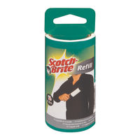 3M Scotch-Brite Lint Roller Refill - 836RP-30EU