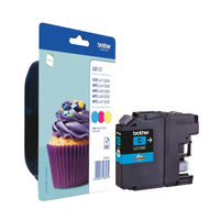 Brother LC-123 Ink Cartridge Rainbow Pack - LC123RBWBP