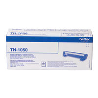 Brother TN-1050 Black Laser Toner Cartridge - TN1050