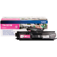 Brother TN-321M Magenta Toner Cartridge - TN321M