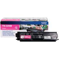 Brother TN-329M Magenta Toner Cartridge - Extra High Capacity TN329M