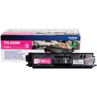 Brother TN900 Magenta Toner Cartridge - Extra High Capacity TN-900M