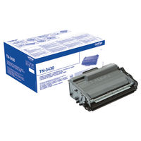 Brother TN-3430 Black Toner Cartridge - TN3430