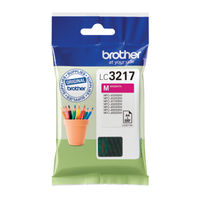 View more details about Brother LC-3217 Magenta Ink Cartridge - LC3217M