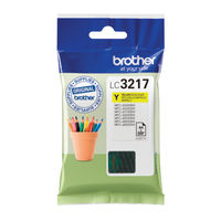 Brother LC-3217 Yellow Ink Cartridge - LC3217Y