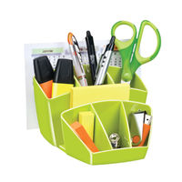 View more details about CepPro Gloss Green Desk Tidy - 580G GREEN