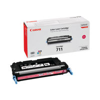 View more details about Canon 711M Magenta Toner Cartridge 1658B002