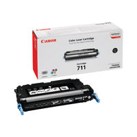 View more details about Canon 711K Black Toner Cartridge 1660B002AA