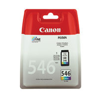 Canon CL-546 Colour Ink Cartridge - 8289B001