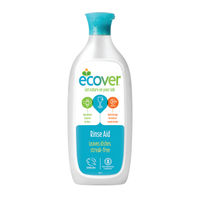 Ecover 500ml Dishwasher Rinse Aid - 1002053