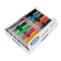 Swash Komfigrip Colouring Pens, Pack of 300<TAG>BESTBUY</TAG>