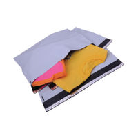 Strong Polythene Opaque Mailing Bag, 400x430mm -Pack of 100 - HF20210