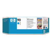 View more details about HP 90 Cyan Printhead and Cleaner C5055A