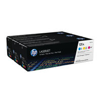 HP 131A Colour Toner Tri-Pack - High Capacity U0SL1AM