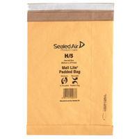 Sealed Air Mail Lite H/5 Padded Envelopes - Pack of 50 - MLPB H/5