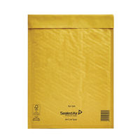 Mail Lite G/4 Bubble Envelope in Gold <TAG>TOPSELLER</TAG>