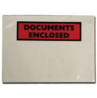 Go Secure DL Document Enclosed Envelopes, Pack of 1000 - 4302004