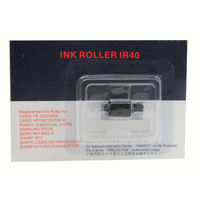 Cash Register Black Ink Roller - PC040