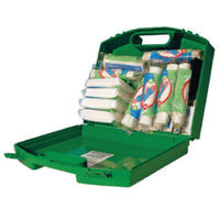 View more details about Wallace Cameron Green Box 20 Person First Aid Kit 1002279