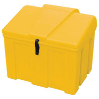 View more details about Grit/Sand Box 110 Litre Yellow 379941