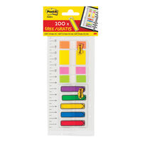 Post-it Note Index Ruler with Free Arrows - XA004836954