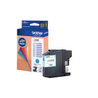 Brother LC223C Cyan Ink Cartridge - LC223C
