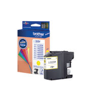 Brother LC223Y Yellow Ink Cartridge - LC223Y