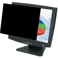 Fellowes Privascreen Privacy Filter Widescreen 24in - 4811801