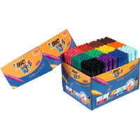 BIC Kids Visa Fine Felt Tip Pens, Pack of 288 - 897099