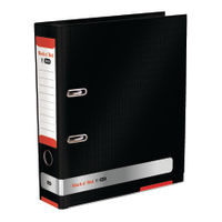 Black n Red A4 Lever Arch File, 80mm - 400051488