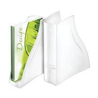 CEP Ellypse Xtra Strong White Magazine Rack - 1003700021