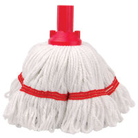 Red 250g Exel Revolution Mop Head - 103075RD