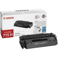 Canon 715H Black High Capacity Toner Cartridge