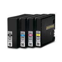 Canon PGI-2500XL Ink Cartridge Multipack, Pack of 4 - High Capacity 9254B004