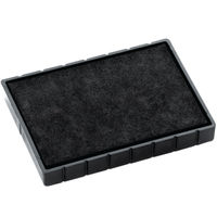 COLOP E/38 Replacement Ink Pad Black, Pack of 2